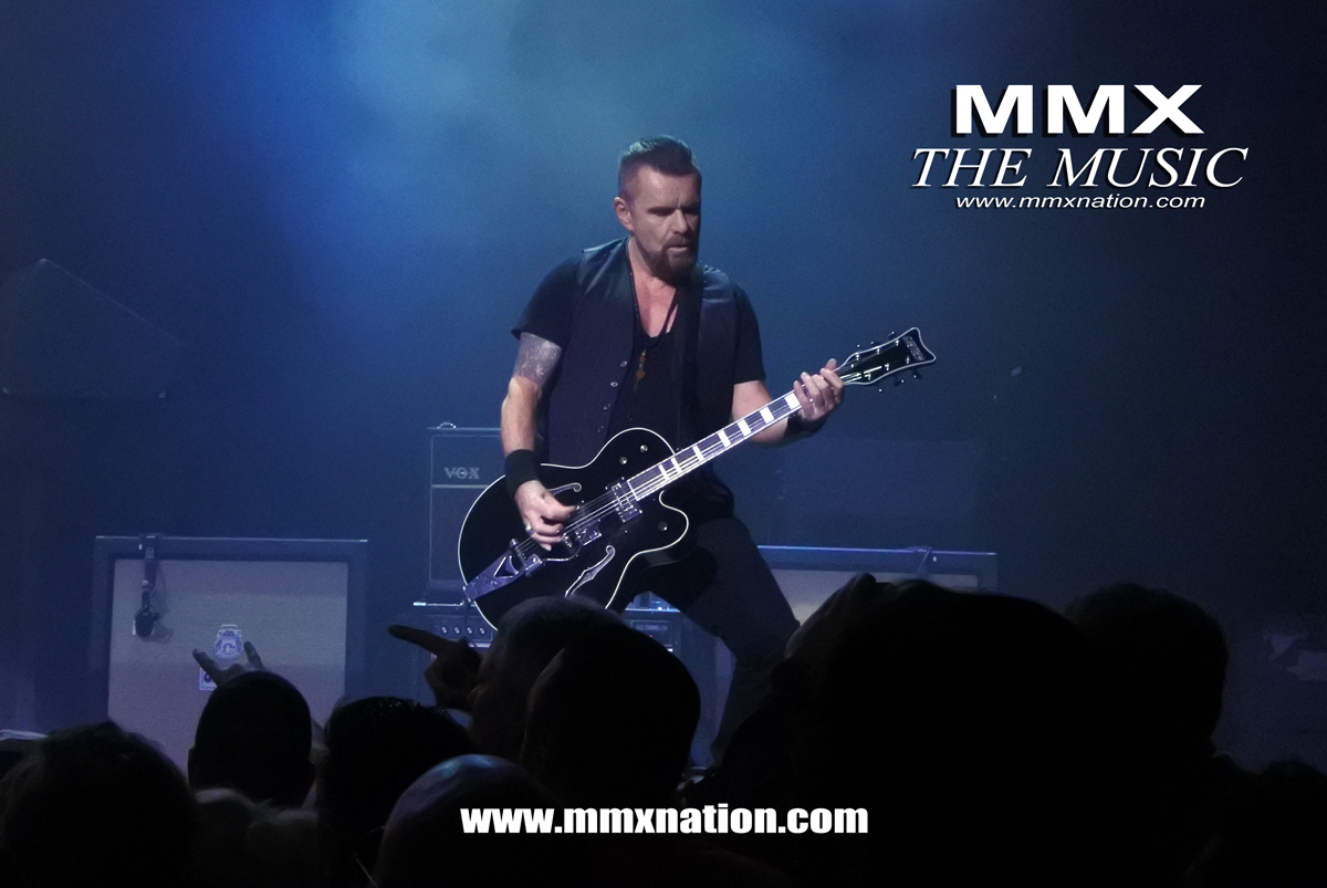 BILLY DUFFY OF THE CULT- PHOTO BY: KEVIN DUFFY @MMX