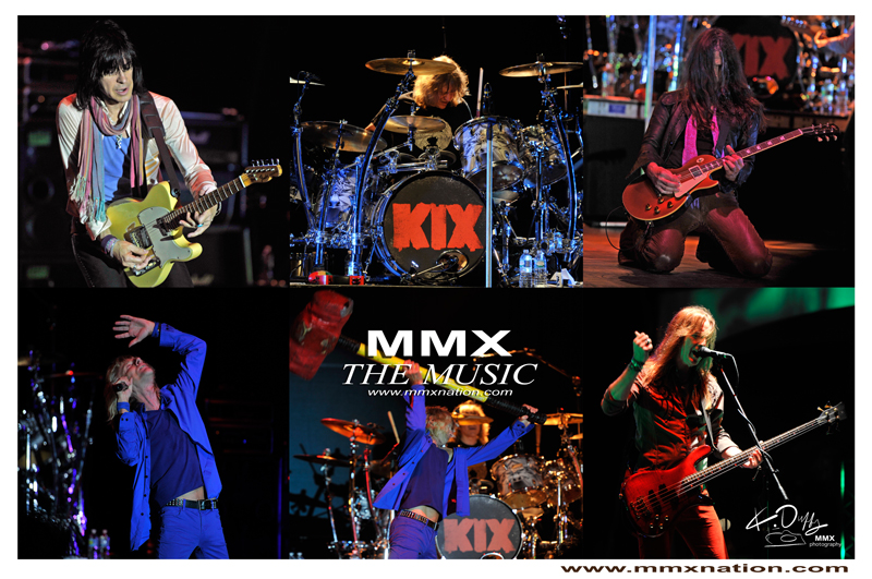 THE KIX - MMX THE MUSIC - PHOTO BY KEVIN DUFFY @MMX _ MMX NATION